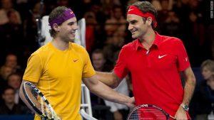 Duelul cu numărul 36 pentru Nadal și Federer