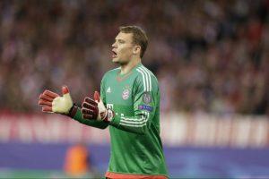 Neuer nu joaca in clasicul Germaniei