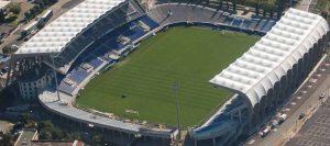 Stadionul lui Bastia a fost suspendat