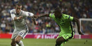 Real joaca fara Bale si Pepe