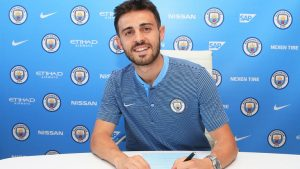 Manchester City semneaza cu Bernardo Silva de la Monaco