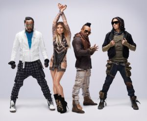 Black Eyed Peas vor deschide finala Champions League