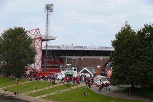 Nottingham Forest a trecut sub pavilion grec