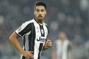 Khedira a revenit in lotul lui Juventus
