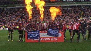 Sheffield United și Bolton promovează în Championship