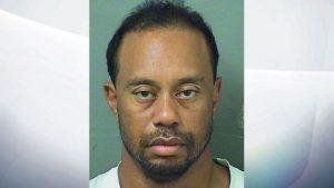 Tiger Woods a fost arestat conducând sub influența băuturii și drogurilor