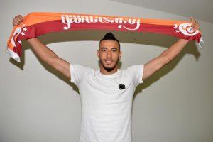 Belhanda s-a transferat la Galatasaray