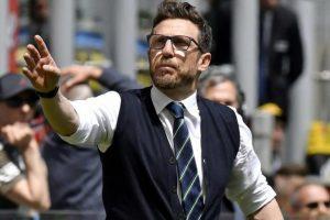 Eusebio Di Francesco este noul antrenor al Romei