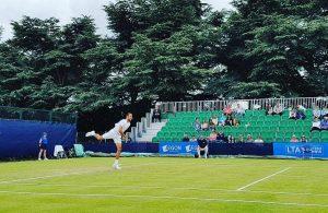 Marius Copil s-a calificat în semifinalele Challenger-ului de la Nottingham