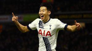 Atacantul lui Tottenham, Son, indisponibil timp de o lună