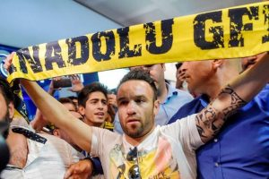 Valbuena s-a transferat la Fenerbahce