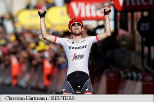Bauke Mollema, învingător în etapa a 15-a a Turului Franței