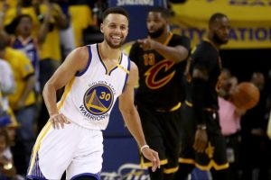 Contract record pentru Stephen Curry