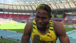 Atletul Jason Livermore a căzut testul la doping