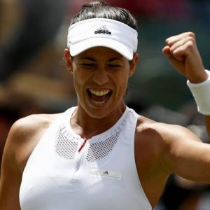 Muguruza este prima finalistă de la Wimbledon