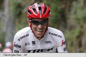 Contador si-a anuntat retragerea din caravana ciclista