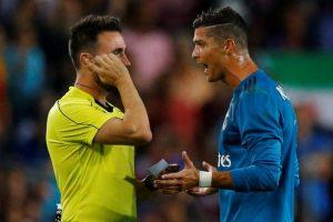 Cristiano Ronaldo a fost suspendat cinci meciuri