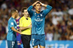 Apelul lui Cristiano Ronaldo a fost respins