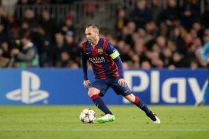 """Fotbal: France Football îi cere scuze lui Iniesta pentru că nu i-a acordat """"Balonul de Aur"""""""