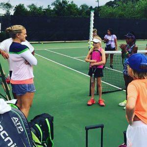 Melanie Oudin spune adio carierei de tenismene!