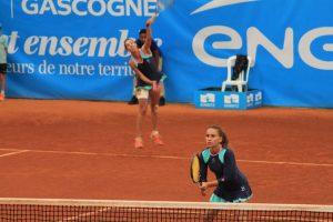 Bara și Buzărnescu au câștigat trofeul de la ITF Biarritz