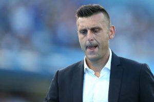 Antrenorul lui Dinamo Zagreb a fost atacat in propria casa