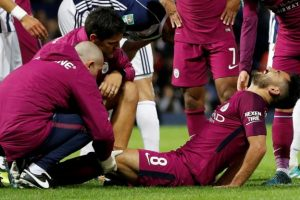 Gundogan s-a accidentat din nou