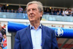 Roy Hodgson este noul antrenor al lui Crystal Palace