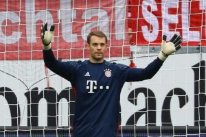Manuel Neuer absenteaza pana in ianuarie