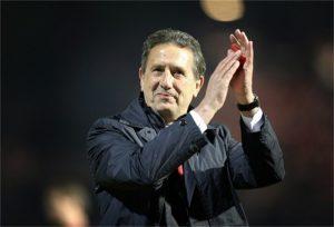Georges Leekens este noul selecționer al naționalei Ungariei
