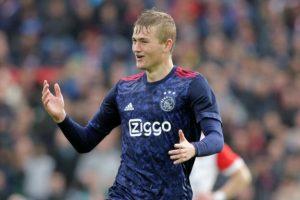 Ajax este clubul cel mai productiv din Europa
