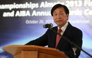 Președintele AIBA, taiwanezul Ching-Kuo Wu, a demisionat