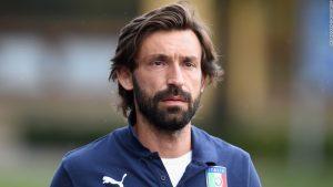 Andrea Pirlo a trebuit să plece după doar un an ca antrenor la Juventus
