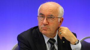 Carlo Tavecchio a demisionat de la șefia Federației Italiene de Fotbal