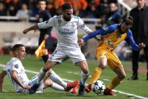 UEFA il ancheteaza pe Carvajal