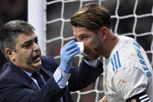 Ramos nu joaca cu Apoel