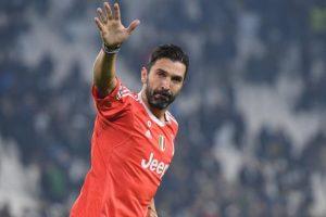 Buffon nu joaca cu Inter