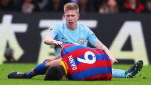 Liga Națiunilor: Kevin de Bruyne (Belgia) declară forfait contra Islandei