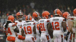 Cleveland Browns este a doua echipă din istoria NFL fără victorii