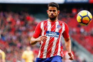 Diego Costa sta 10 zile