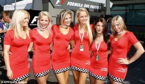 Formula 1 renunta la animatoare