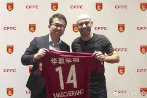 Mascherano a semnat cu Hebei China