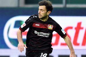 Mehmedi a semnat cu Wolfsburg