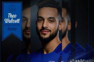 Walcott s-a transferat la Everton