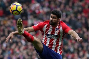 Diego Costa si Gameiro revin in lotul lui Atletico