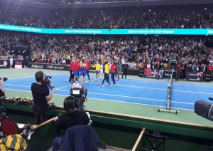 România se califică în FedCup. Begu câștigă meciul al treilea