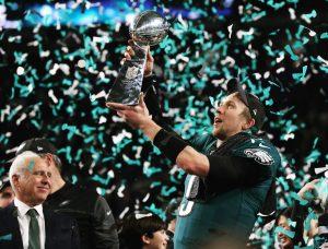 Philadelphia Eagles cucerește pentru prima dată Superbowl-ul