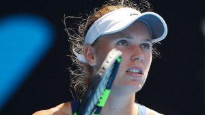 Caroline Wozniacki își ia adio de la Wimbledon