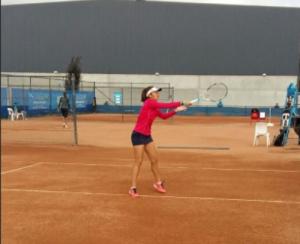 Irina Fetecău s-a calificat în optimle de la ITF Canberra