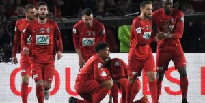 O echipă de amatori a acces în finala Cupei Franţei